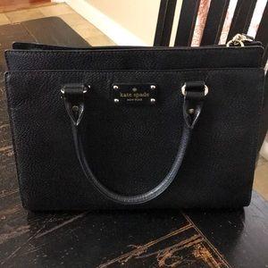 Black kate spade purse 🥀 authentic